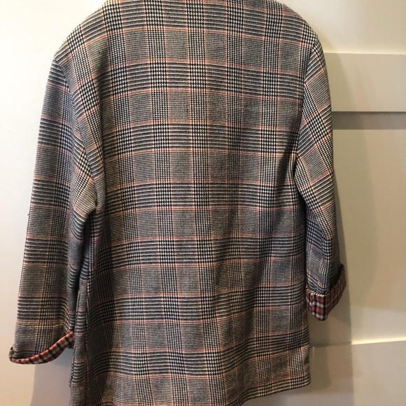 Zara Jackets & Blazers - Oversized zara blazer S/M
